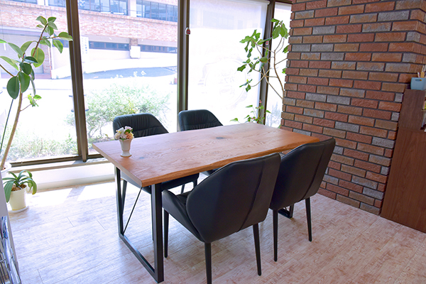 人生設計カフェ 相談スペース