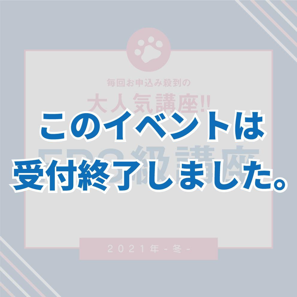 【FP3級講座】11/18~12/23(毎週木曜全6回)
